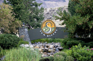 Your top golf course in the Kamloops region, ladies and Gentlemen – Sun Rivers Golf Course. Mike Davies/The Omega