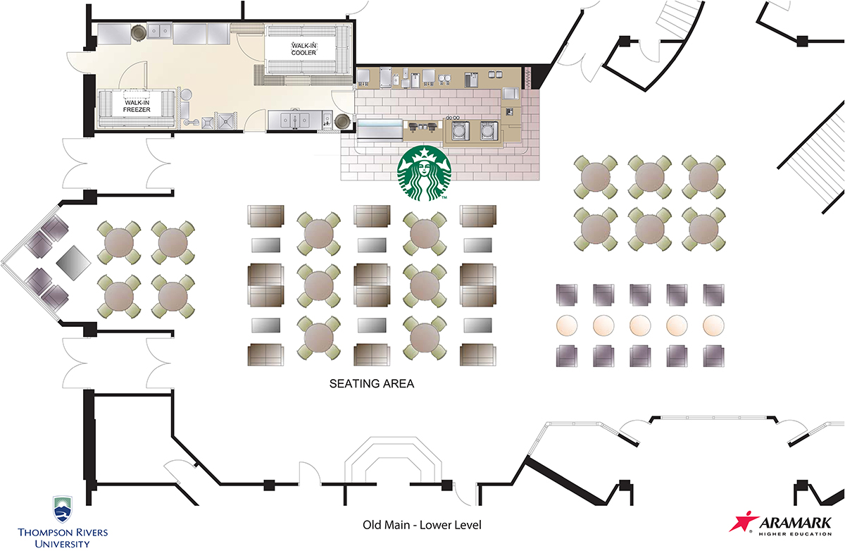 Starbucks On Its Way To Old Main Other Food Services