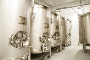 The brewing facilities at the Noble Pig Brewhouse here in Kamloops. Karla Karcioglu/The Omega