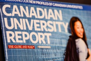 The Globe and Mail's Canadian University Report was released on Oct. 22, but some don't necessarily think it does TRU justice.