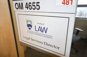 The law school's legal information service will open Jan. 31 and run every Friday from 2:30 to 4:30. Jessica Klymchuk/The Omega