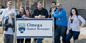The Omega 2013-14 staff look back on the year
