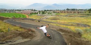 Kamloops longboarding park being called a world's first