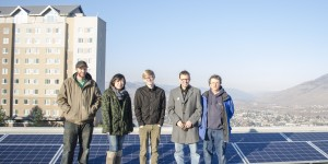 Solar power strides made on campus