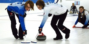Curling sisterhood heads to nationals under TRU banner