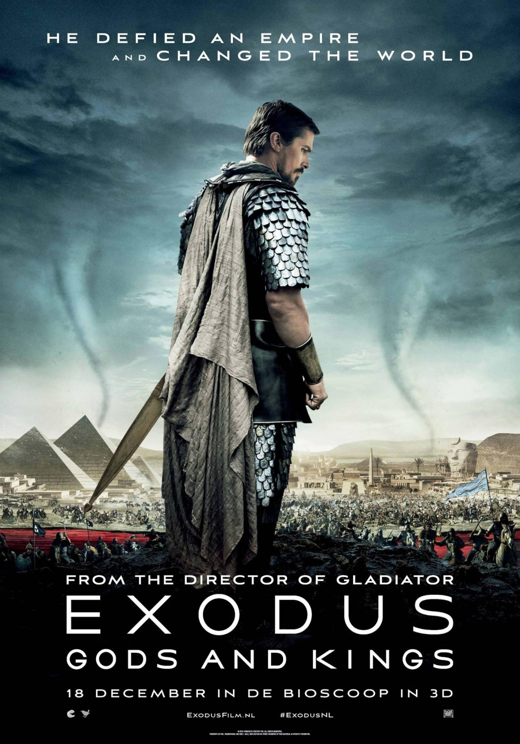 8f353b63e65bdb Film review  Exodus  Gods and Kings – The Omega Student Newspaper Ω