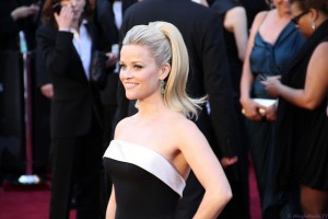 Reese Witherspoon had a lot to say about the #AskHerMore movement at this year's Oscars (Red Carpet Report/Flickr Commons)