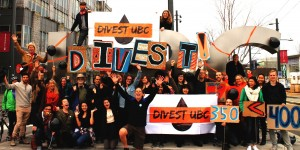 TRU one step ahead of oil and gas divestment, VP finance says