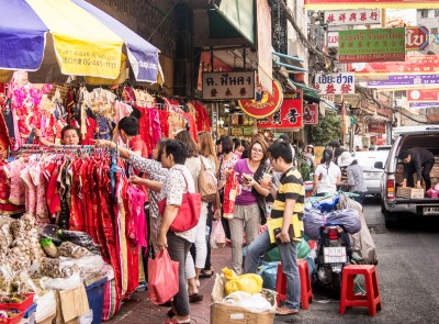 Shopping for clothes in Thailand is a much different experience than it is in Canada. (Evo Flash/Flickr Commons)