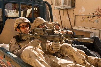 Paul Gross, director of the 2008 film Passchendaele, wrote, directed and starred in Hyena Road, which opened Oct. 9. (Image submitted)