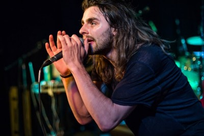 Van Damsel's frontman Sebastien Ste Marie, seen here in 2014. (Kim Anderson/The Omega FILE PHOTO)