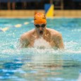 Greg Petersen in action during day one of the Canada West championships. (Wilson Wong/Submitted)