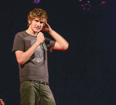 The young Bo Burnham. (jeneli_/Flickr Commons)