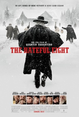 The Hateful Eight Poster-2