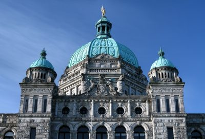 British Columbia heads to the polls on May 9, 2017. Candidates from four parties in both north and south are campaigning for a seat in Victoria. (Ryan Bushby/Wikipedia)