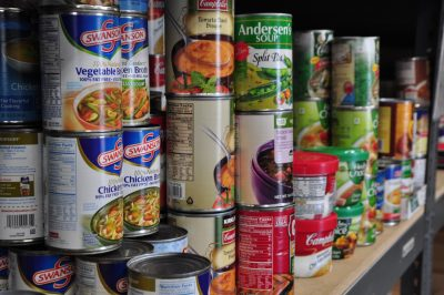 A recently published report suggests that almost 40 per cent of Canadian students do not have reliable access to nutritionally sufficient food or, in some cases, enough food at all. (Salvation Army USA West/Flickr CC)
