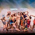 A shot from Western Canada Theatre's newest production Mamma Mia! (Barbara Zimonick/WCT)