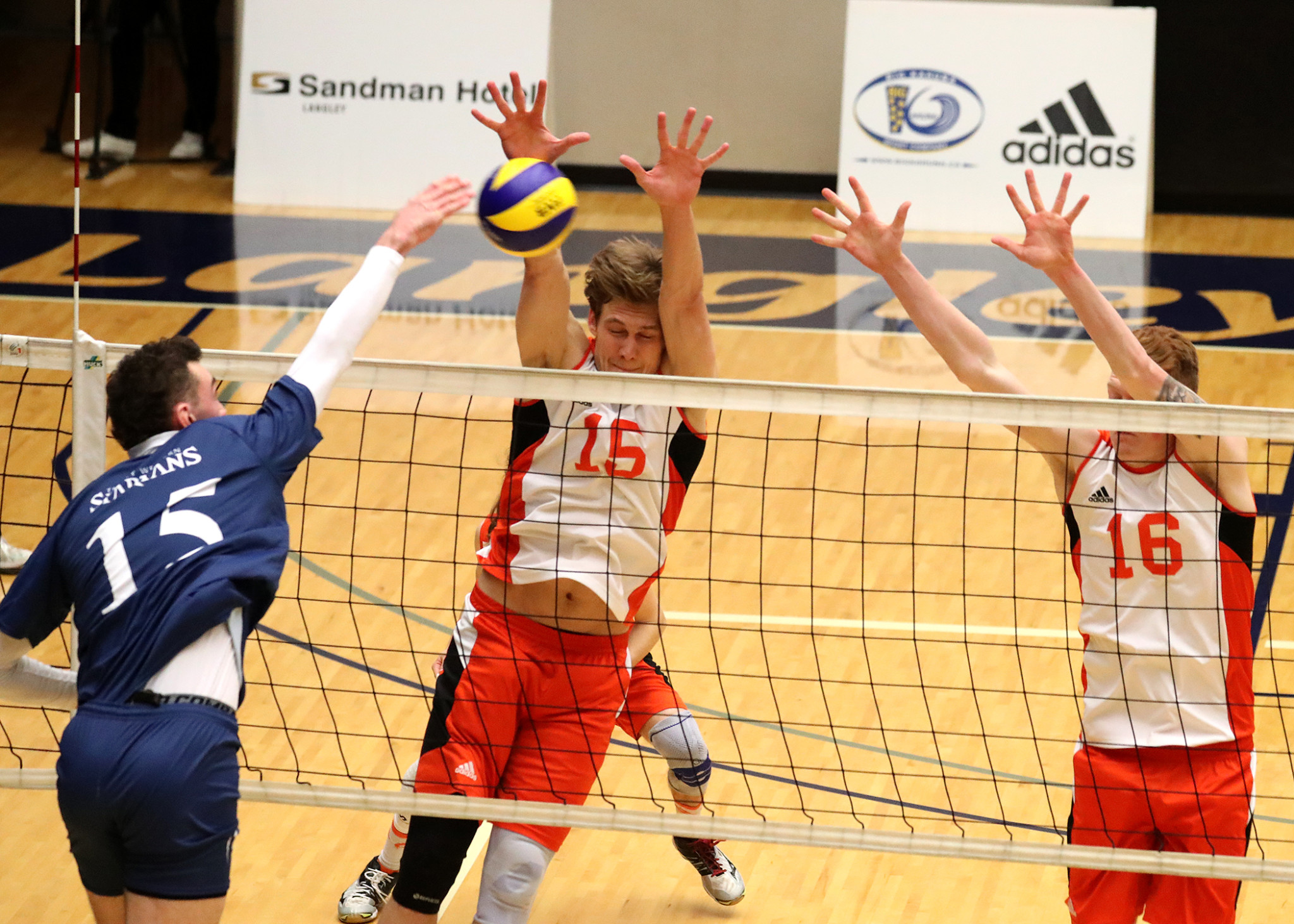Men's volleyball ends seasons with defeat – The Omega ...